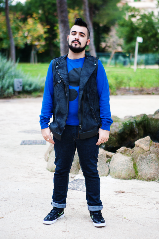 Dream Yourself, Fashion blogger, Outfit, Guy Overboard