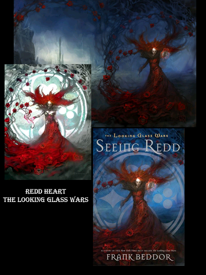 Redd Looking Glass Wars