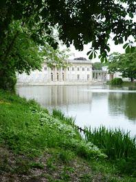 Pałac na Wodzie w Łazienkach