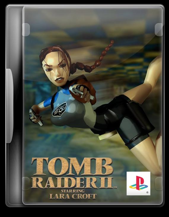 Tomb Raider 2 Portable