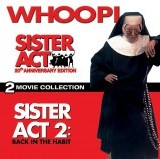 Sister Act / Sister Act 2: Back in the Habit 20th Anniversary Collection Blu-ray Review
