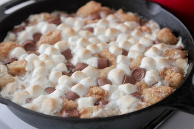 http://picky-palate.com/2012/04/19/rolo-smores-skillet-monkey-bread/