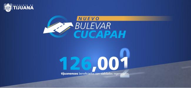 Nuevo Bulevar Cucapah