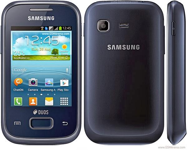Harga Dan Spesifikasi Samsung Galaxy Y Plus S5303