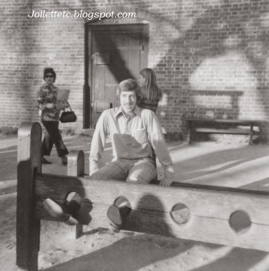 Barry Mathias Williamsburg, VA Dec 1971