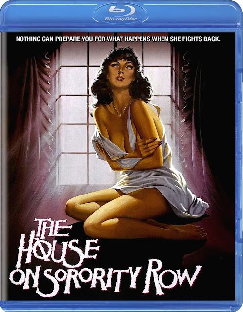 The House on Sorority Row Blu-ray