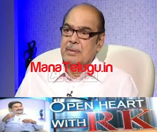D. Ramanaidu in Open Heart With RK -21st April