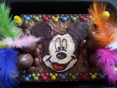 Mona de Pascua Mickey Mouse 2013