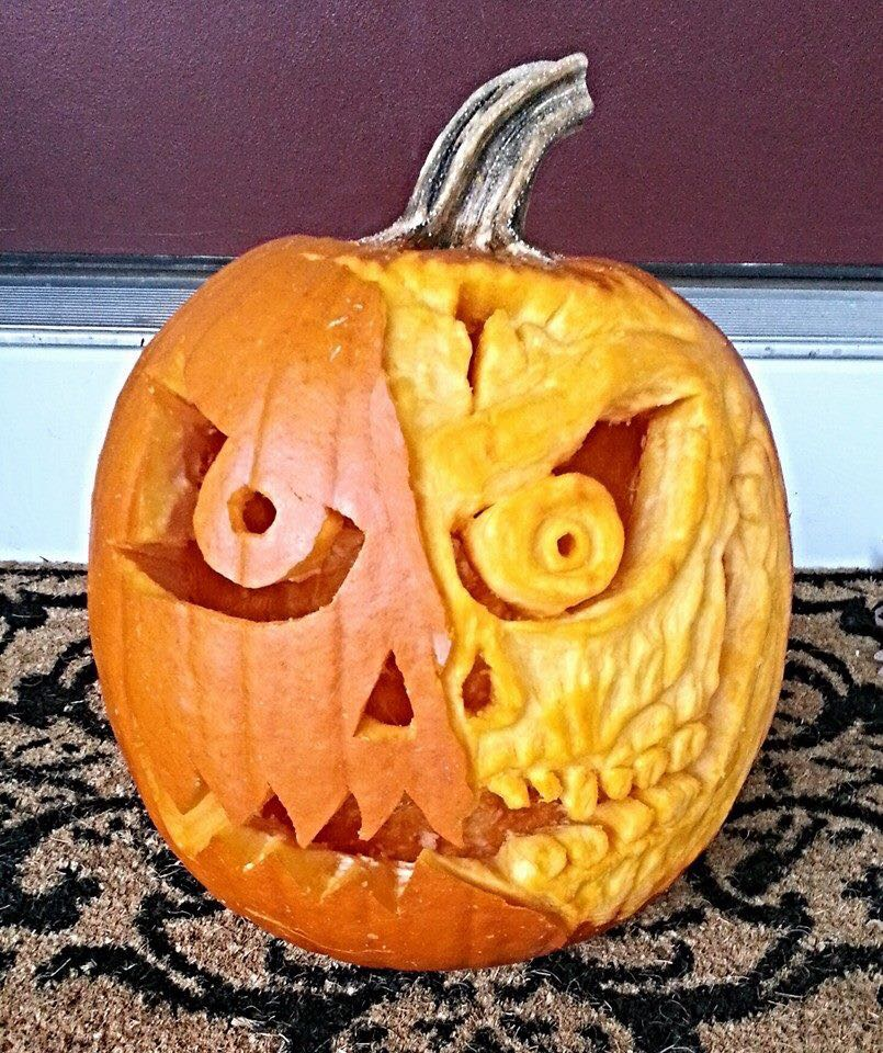 Pumpkin carving ideas for halloween some of the best