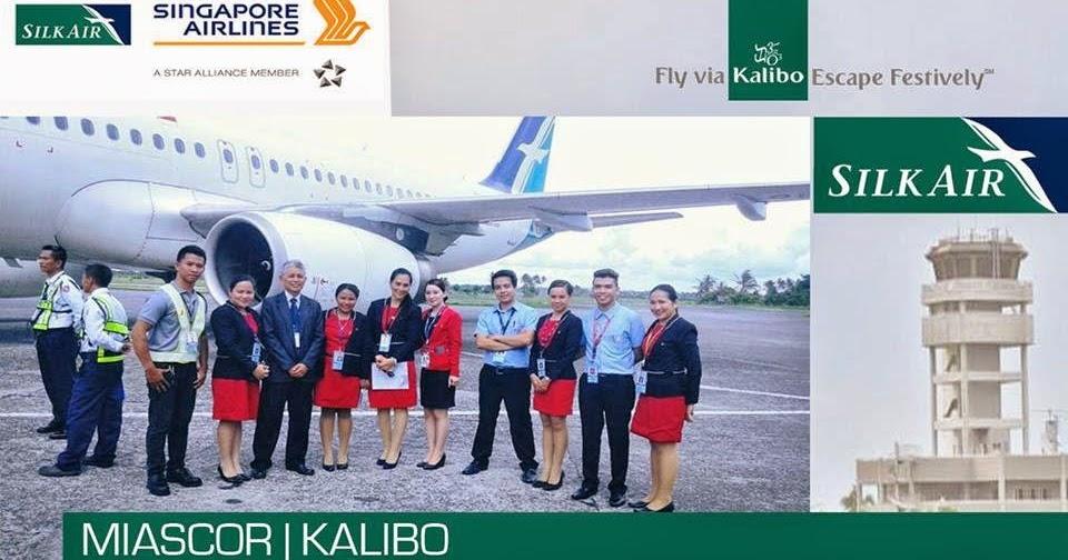 silkair launches inaugural singapore