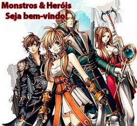 Jogue Monstros & Heróis
