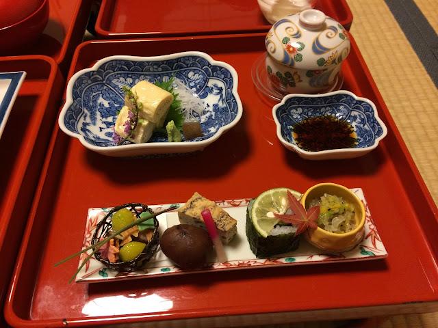 Món Sansai-ryori ở Takayama