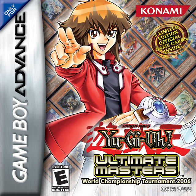 Ultimate Masters 2006 (GBA)