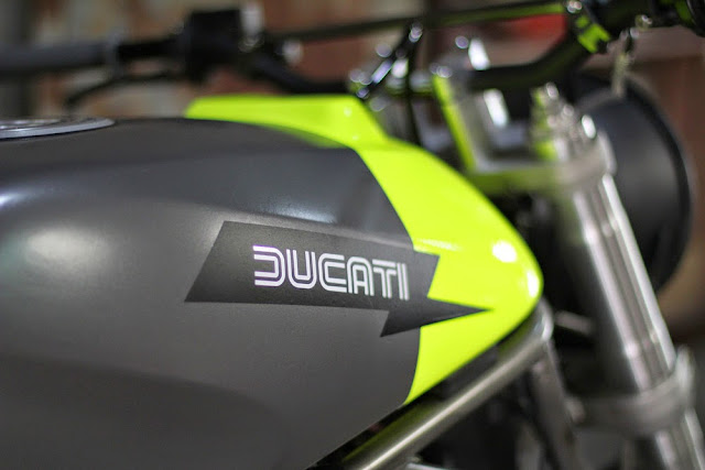 Ducati By Pista Design Moto