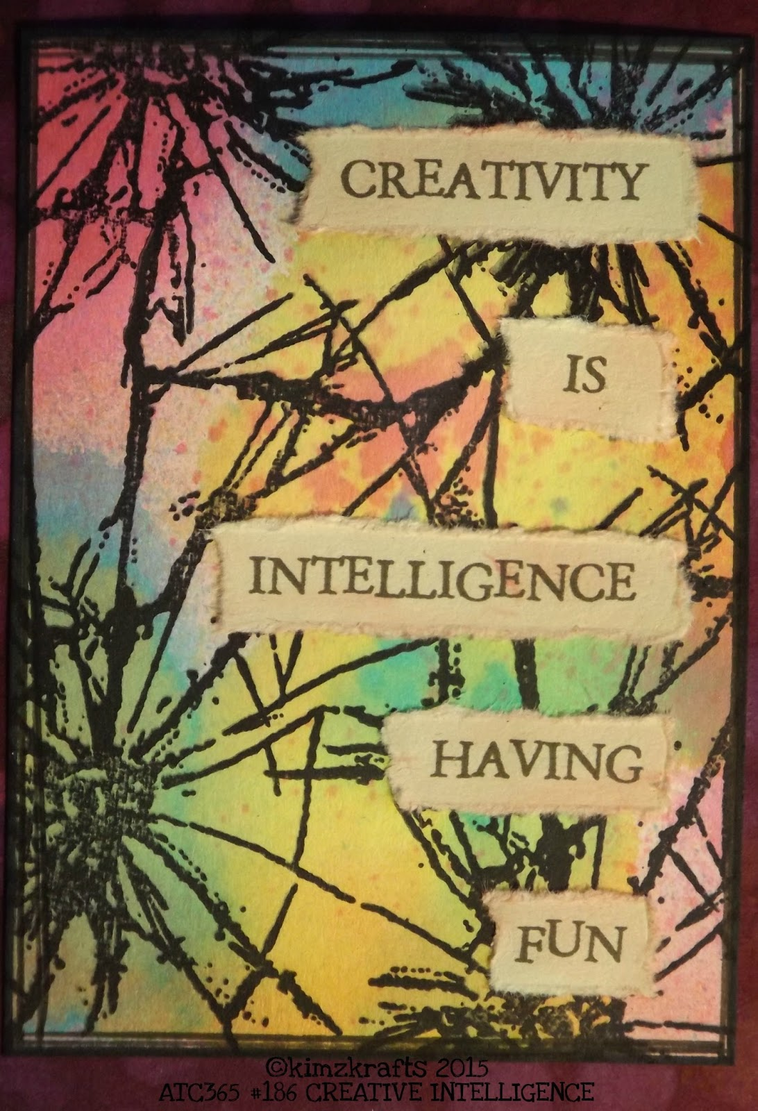creative intelligence Creative intelligence: discovering the innovative potential in ourselves and others [alan j rowe] on amazoncom free shipping on qualifying offers the complete.