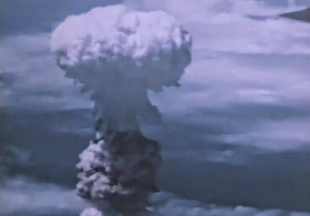 a history of the atomic bomb and its effects on post world war ii american literature