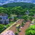 Los sims 4: Willow Creek y Oasis Springs