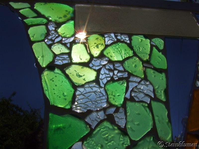 Glas-Mosaiksteine