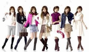 Trend Gaya Korea