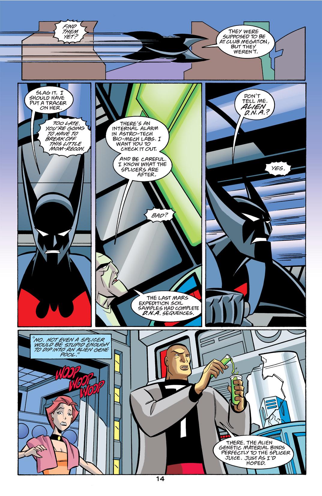 Batman Beyond [II] Issue #24 #24 - English 15
