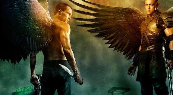 Dominion, la lucha entre humanos y ángeles