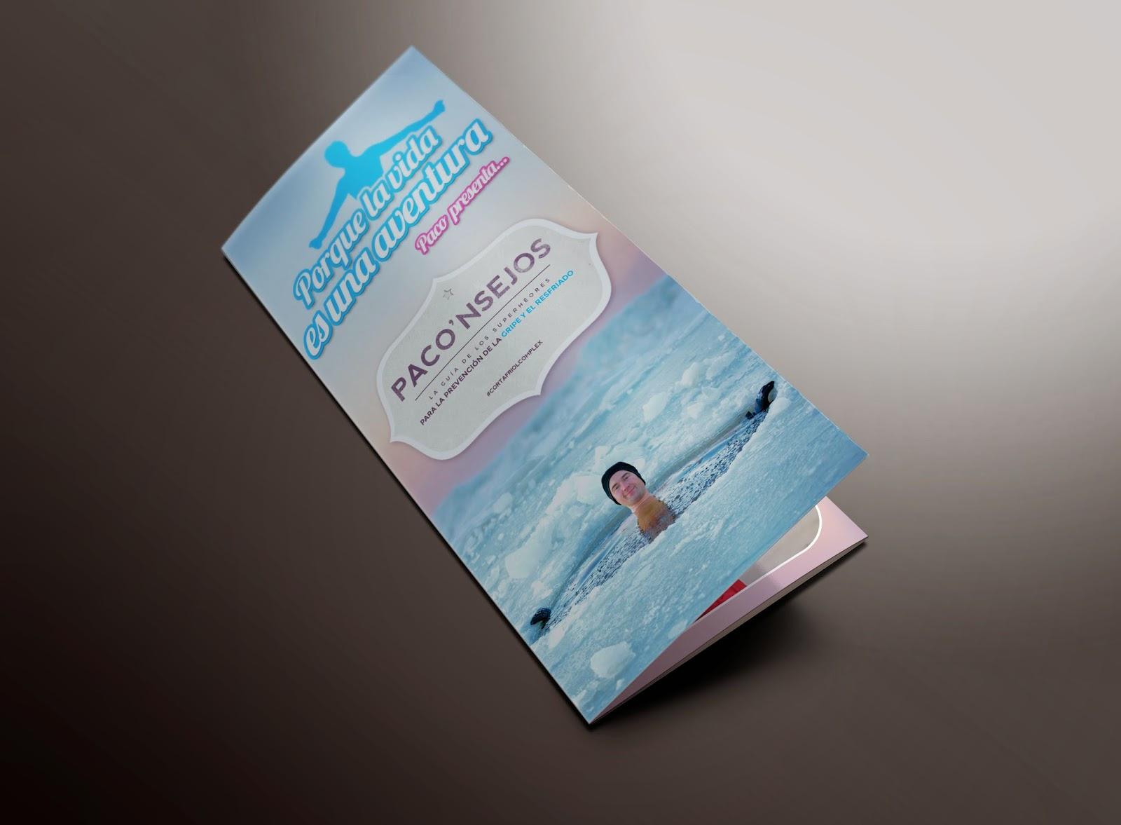 Kellenfol agencia publicidad healthcare frenadol sanofi resfriado