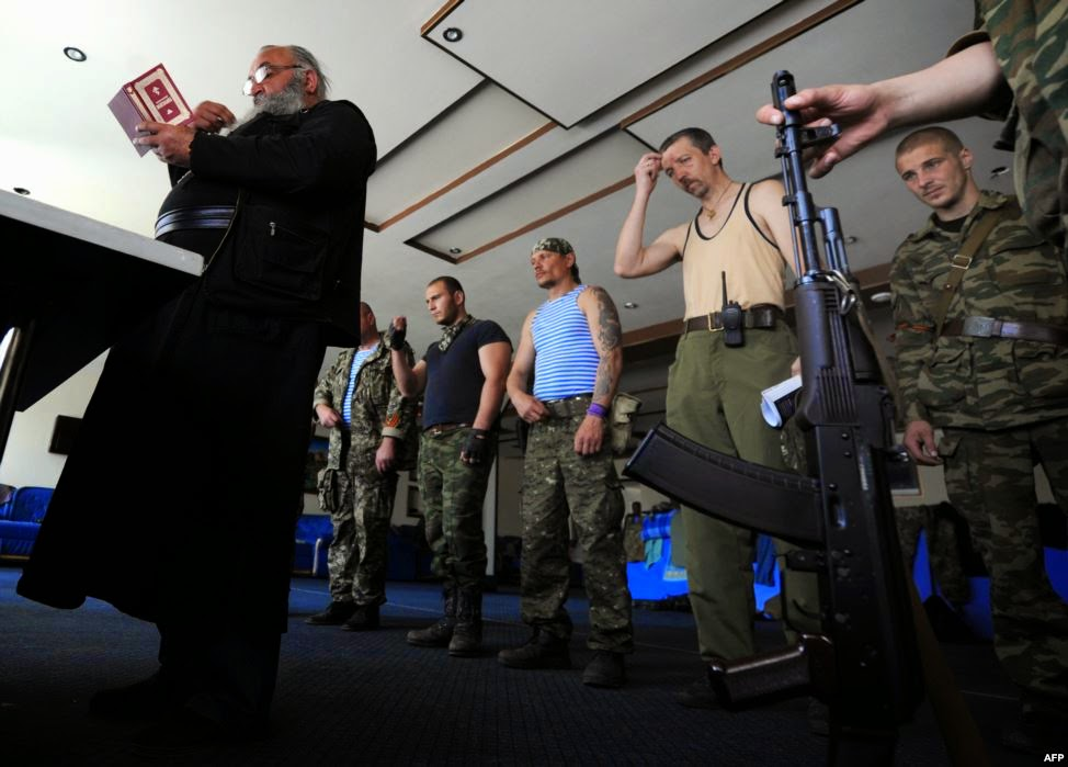 Ukraine Ukraine Has Detained Russian 68