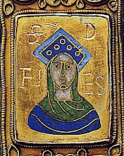 Saint Faith, My Patron Saint for 2012