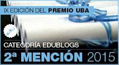 #Premio UBA 2015