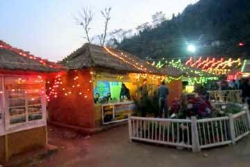 Agro-Horti Techno Fair or Krishi-Mela started in Darjeeling