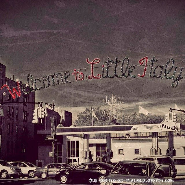 Little Italy del Bronx