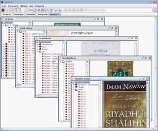 Download Software SalafiDB 4.0 (Kumpulan Al-Quran dan Hadits)