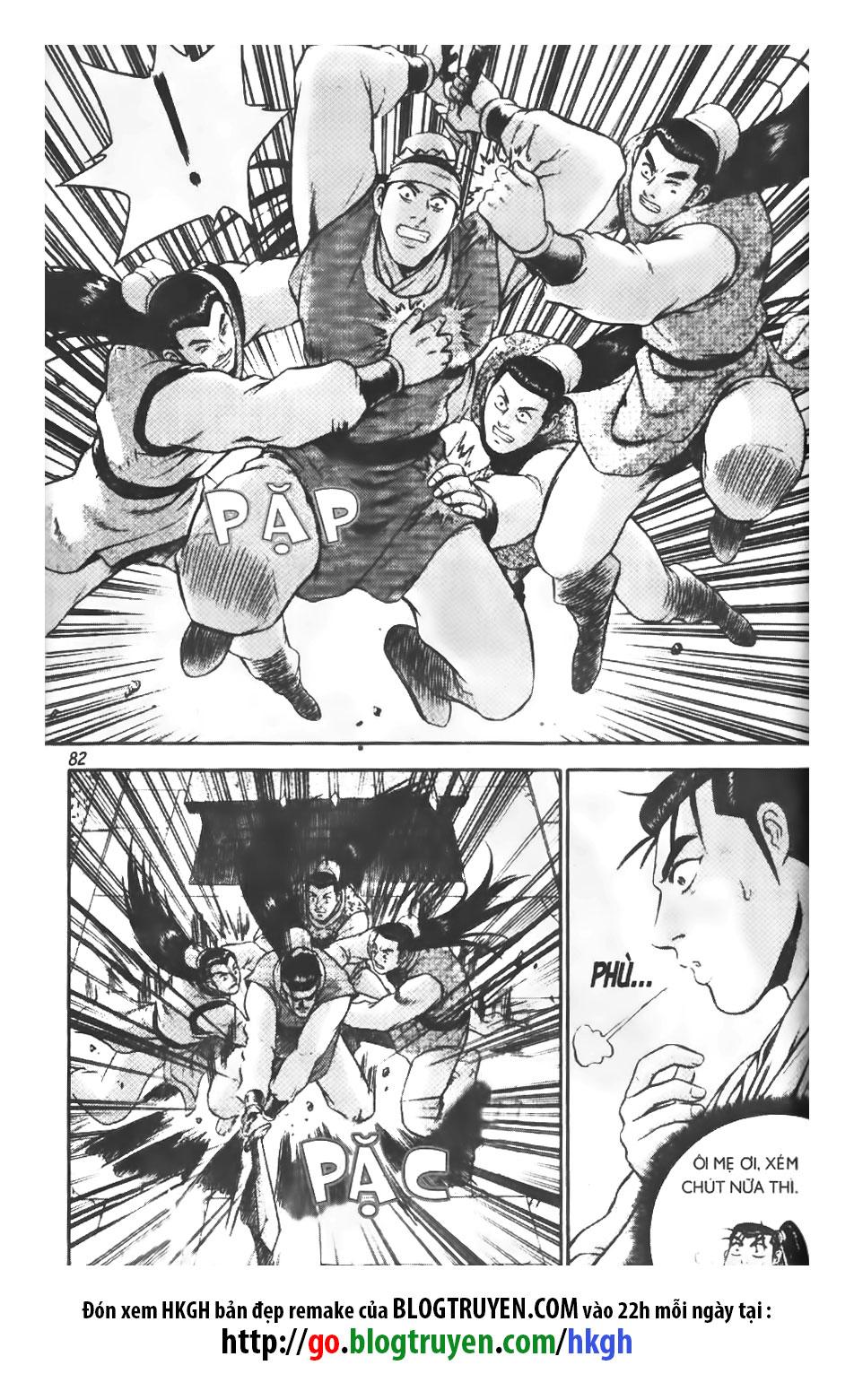 Hiệp Khách Giang Hồ chap 312 page 2 - IZTruyenTranh.com