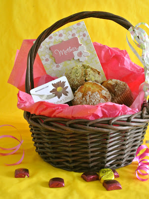 Mother's Day gift muffins