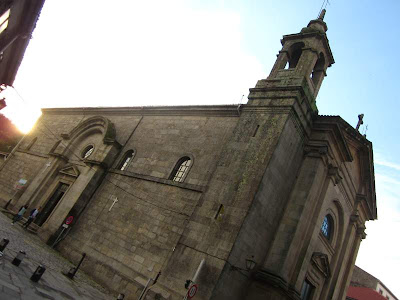 Church of Padrón