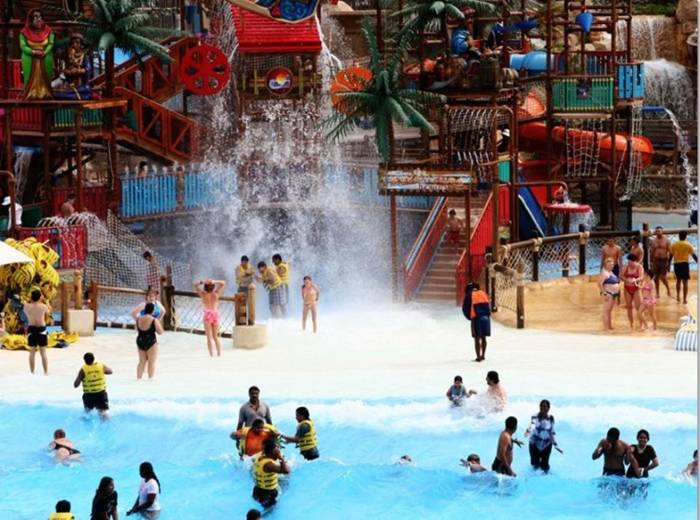 The Wild Wadi Water Park — Dubai
