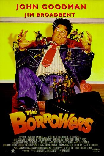The Borrowers movie poster