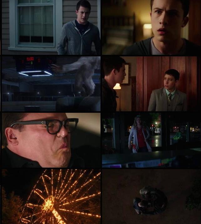 Goosebumps 2015 English 720p HDRip 800MB ESubs