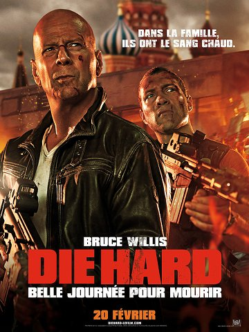 Die Hard 5 : belle journée pour mourir streaming vf