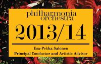 Philharmonia Orchestra - 2013/14 season