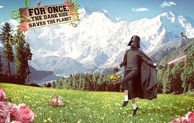 Star+Wars+lustige+Bilder+Friede+auf+Erde