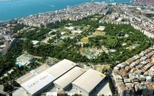 Kültürpark Fuar Alanı İzmir