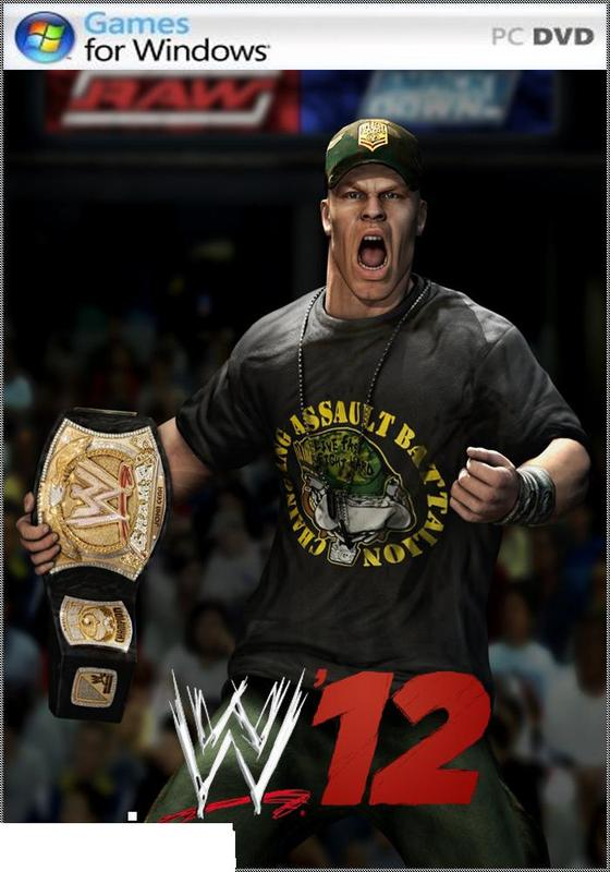 WWE 2012 Game