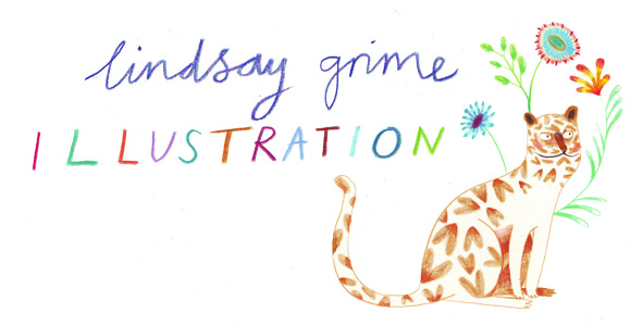 Lindsay Grime Illustration