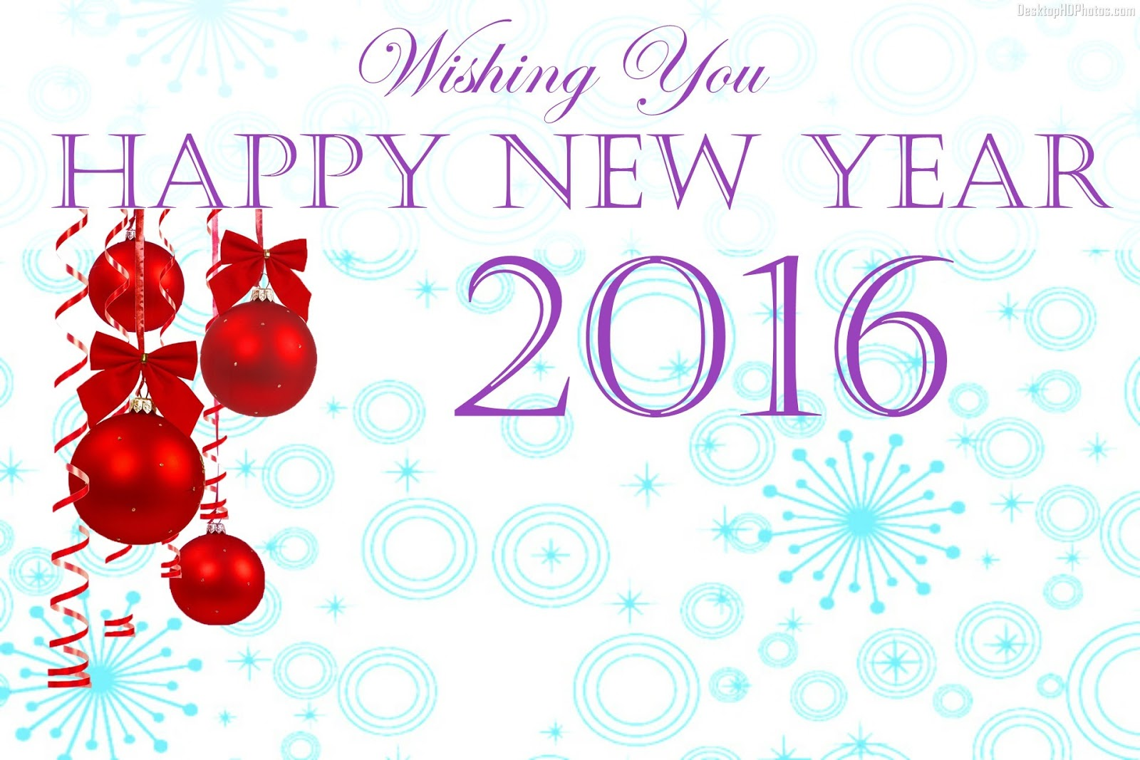 Download Happy New Year 2016 3D Wallpapers | Happy New Year 2017