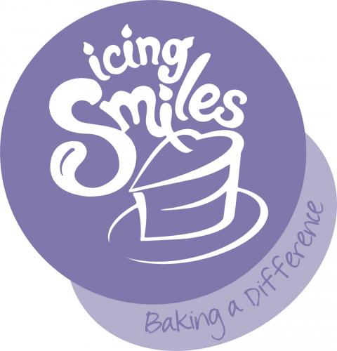 Proud Volunteer at Icing Smiles