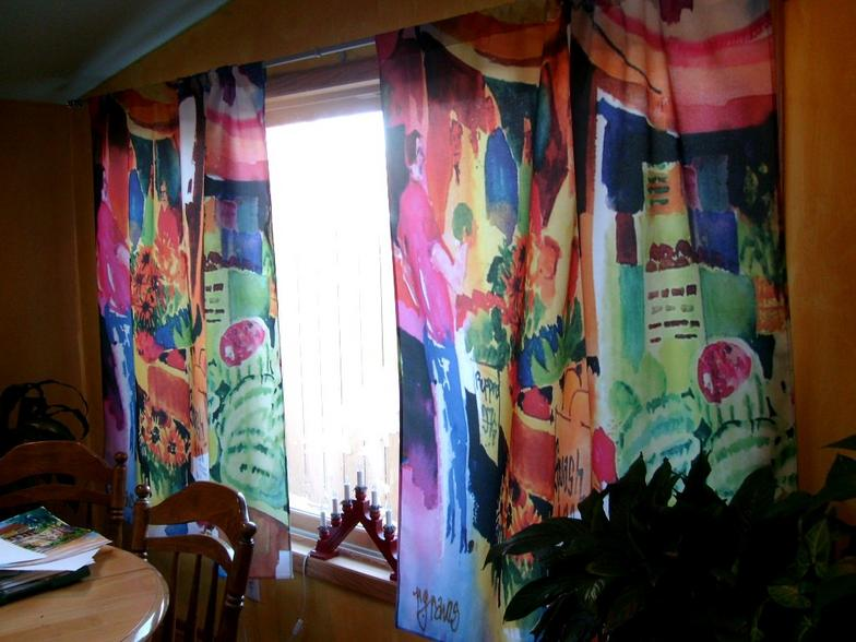 Curtains And Draperies In Home Interior Design - Luxury Home ...
