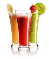 Los jugos para bajar de peso