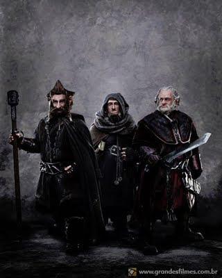 O Hobbit - Nori, Ori e Dori