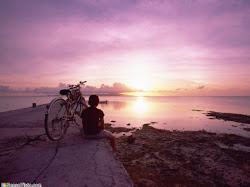 Asteptarea e ca Cerul roz in zori de zi!